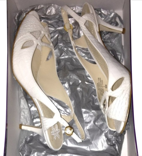 Enzo Angiolini White Formal