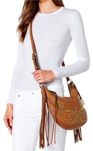 Michael Kors Tote in Metallic Gold Brown & Black