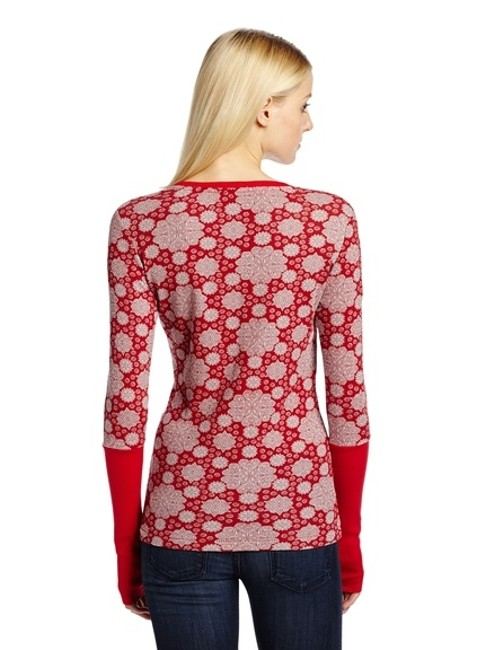 Alternative Apparel Holliday Comfortable Thermal Rare Sold-out Sweater