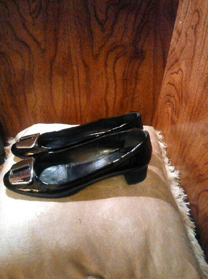 Flats Prada Leather Black Patton Patton Prada Black WP4nqYPxSF