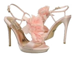 Badgley Mischka Pink Formal
