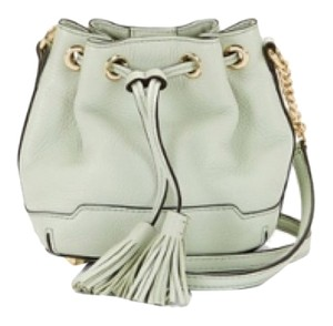 Rebecca Minkoff Light Mint Messenger Bag