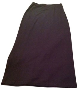 Lauren Maxi Skirt Black