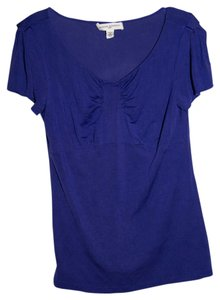 Banana Republic Top Blue