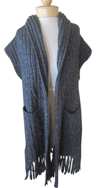 Item - Gray Sweater/Ribbed Vest Size 8 (M)