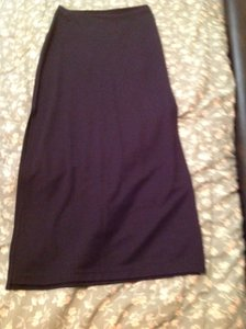 Joe Benbasset Maxi Skirt Black