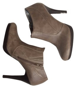 Style & Co Taupe Boots
