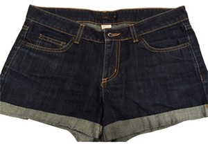 Lux Denim Shorts