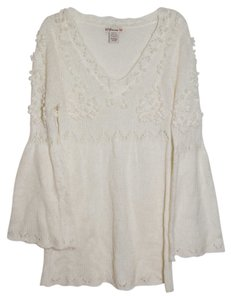 Forever 21 short dress Ivory Boho Bohemian on Tradesy