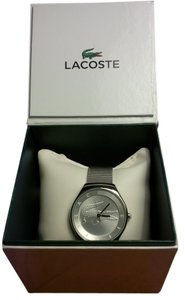 Lacoste Lacoste Valencia Stainless Steel Mesh Watch