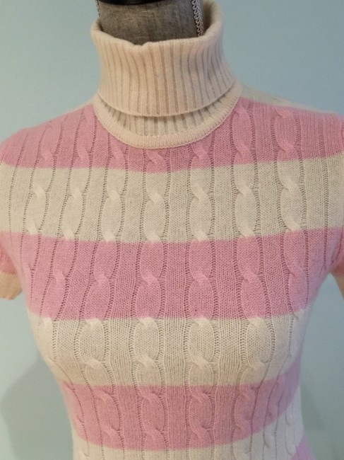 Lord & Taylor Cashmere Size Small Cashmere Turtlenecks Cashmere Tops Sweater