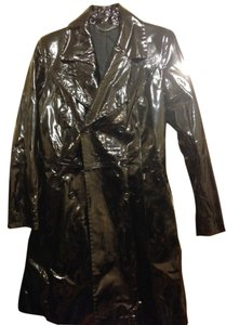 Fratelli Rossetti Rain Patent Leather Raincoat
