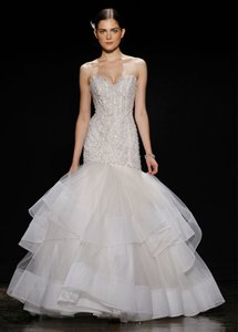 Lazaro Lz3410 Wedding Dress