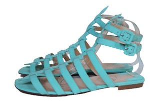 Christian Louboutin Aqua Sandals