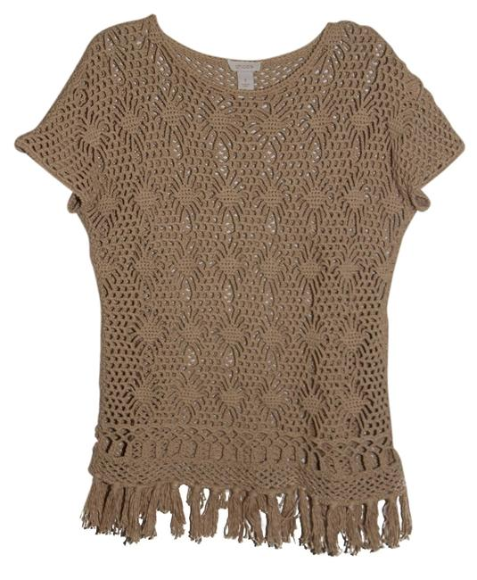 Preload https://item4.tradesy.com/images/chico-s-tan-tunic-size-4-s-909848-0-0.jpg?width=400&height=650