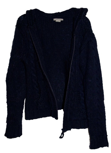 Preload https://item3.tradesy.com/images/maurices-black-cardigan-size-8-m-909912-0-0.jpg?width=400&height=650