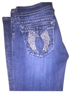 SOLD Miss Me Straight Leg Jeans