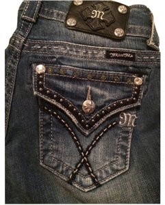 SOLD !!Miss Me Boot Cut Jeans