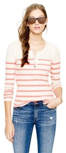J.Crew Thermal Waffle Henley Sweater