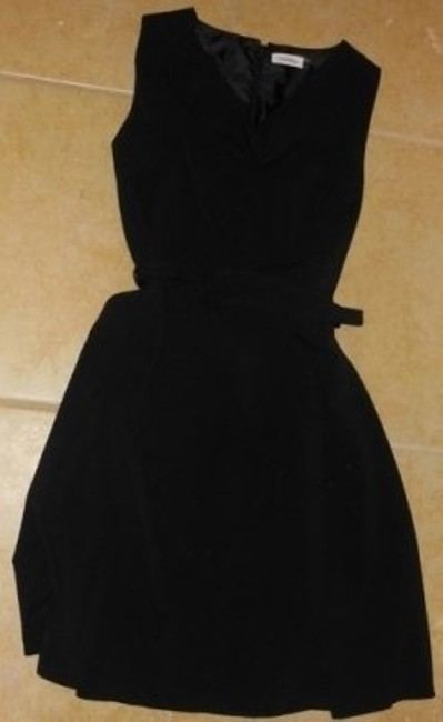 Preload https://item2.tradesy.com/images/calvin-klein-black-workoffice-dress-size-4-s-91-0-0.jpg?width=400&height=650