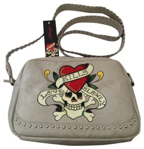 4a4614b000 Ed Hardy Cross Body Bags - Up to 90% off at Tradesy