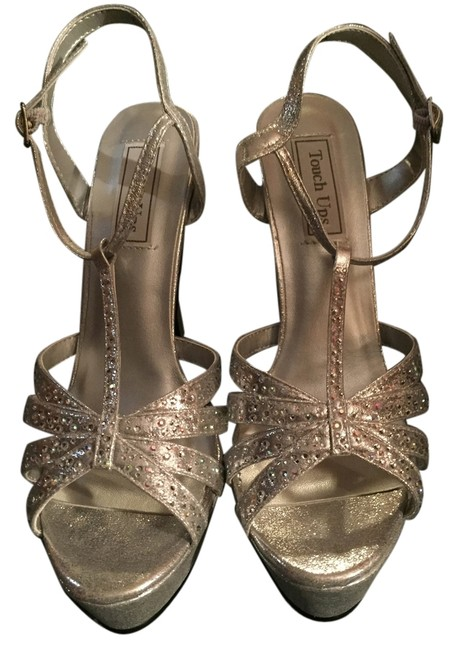 Item - Silver Touch Ups By Formal Shoes Size US 8.5 Regular (M, B)
