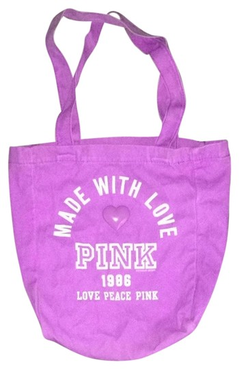Preload https://item3.tradesy.com/images/pink-by-victoria-s-secret-tote-bag-neon-purple-910127-0-0.jpg?width=440&height=440
