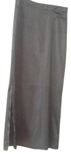 BIKBOK FEMALE Maxi Skirt Dark Grey