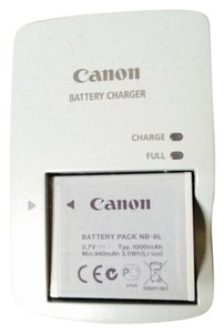 Canon canon battery charger