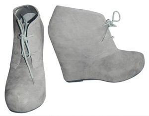 Bamboo Grey/beige Boots