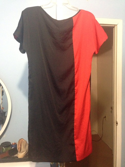 Michael Kors short dress Black and Red on Tradesy