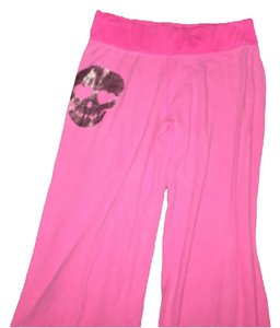 Wildfox Wide Leg Pants Pink