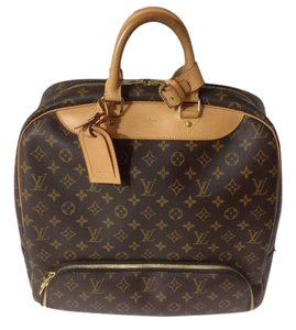 Louis Vuitton Travelling Trave Evasion Evasion Keepall Speedy Alma Deauville Neverfull Brown Travel Bag
