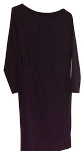 H&M Soft And Comfy Cute Purple H&M Basic Maternity Dress