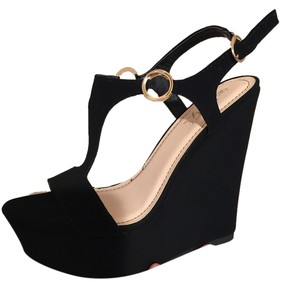 Rouge Helium Black Wedges