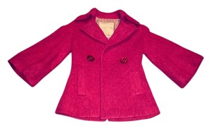 Beth Bowley red Jacket