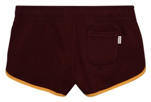Abercrombie & Fitch burgundy Shorts