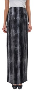 Dsquared2 Maxi Skirt Gray