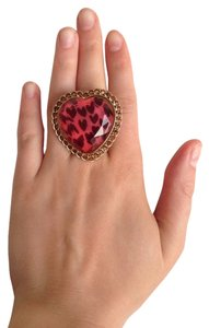 Betsey Johnson Betsey Johnson Heart Ring