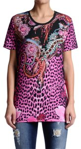 Just Cavalli T Shirt Multi- Color