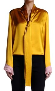 Just Cavalli Top Mustard Yellow