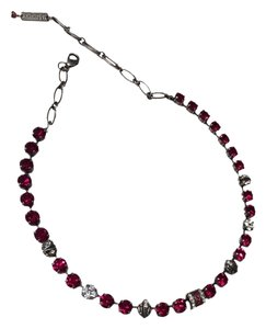 Mariana Red Necklace