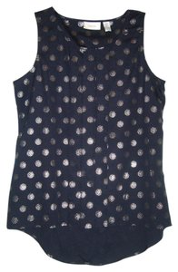 Chico's Top NAVY
