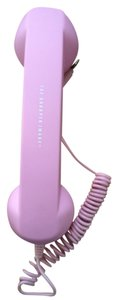The Sharper Image The Sharper Image Retro Handset for iPhone, iPod, iPad, Blackberry, Android, Smartphones (Pink)