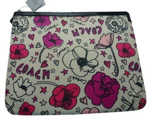 Coach COACH KYRA FLORAL PRINT iPAD/TABLET SLEEVE CASE
