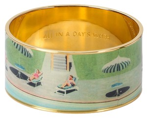 Kate Spade Cheeky Subversive Kate Spade All In A Day's Work Bangle NWT