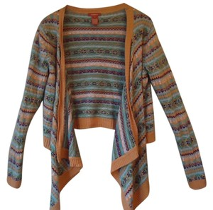 Sundance Striped Sweater Cardigan