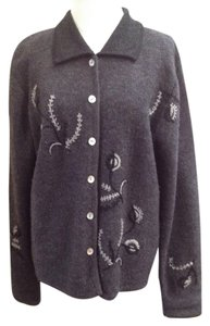 Lord & Taylor Button Sweater Cardigan