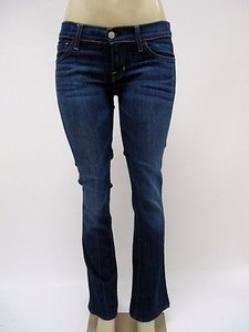 Elizabeth and James Womens Boot Cut Jeans