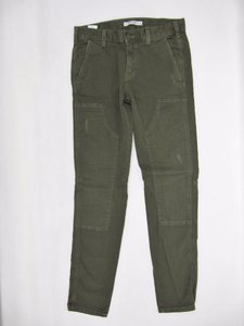 Rich & Skinny Womens Olive Pants